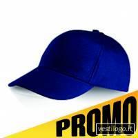 Stampe e Ricami Personalizzati su Cappellino Promozione con Visiera 5 Pannelli