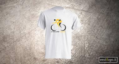 Tshirt bianca promozione