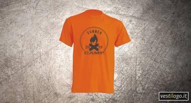 Tshirt colorata promozione