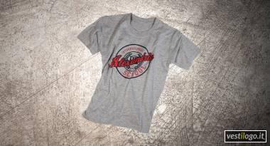 Tshirt stampata per la scuola