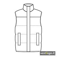 Crea il tuo abbigliamento personalizzato con stampe e ricami su Gilet 224a38478c83