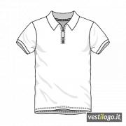 Personalizzazione online di Polo con stampe e ricami